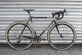 dan chabanov rs cyclocross bike